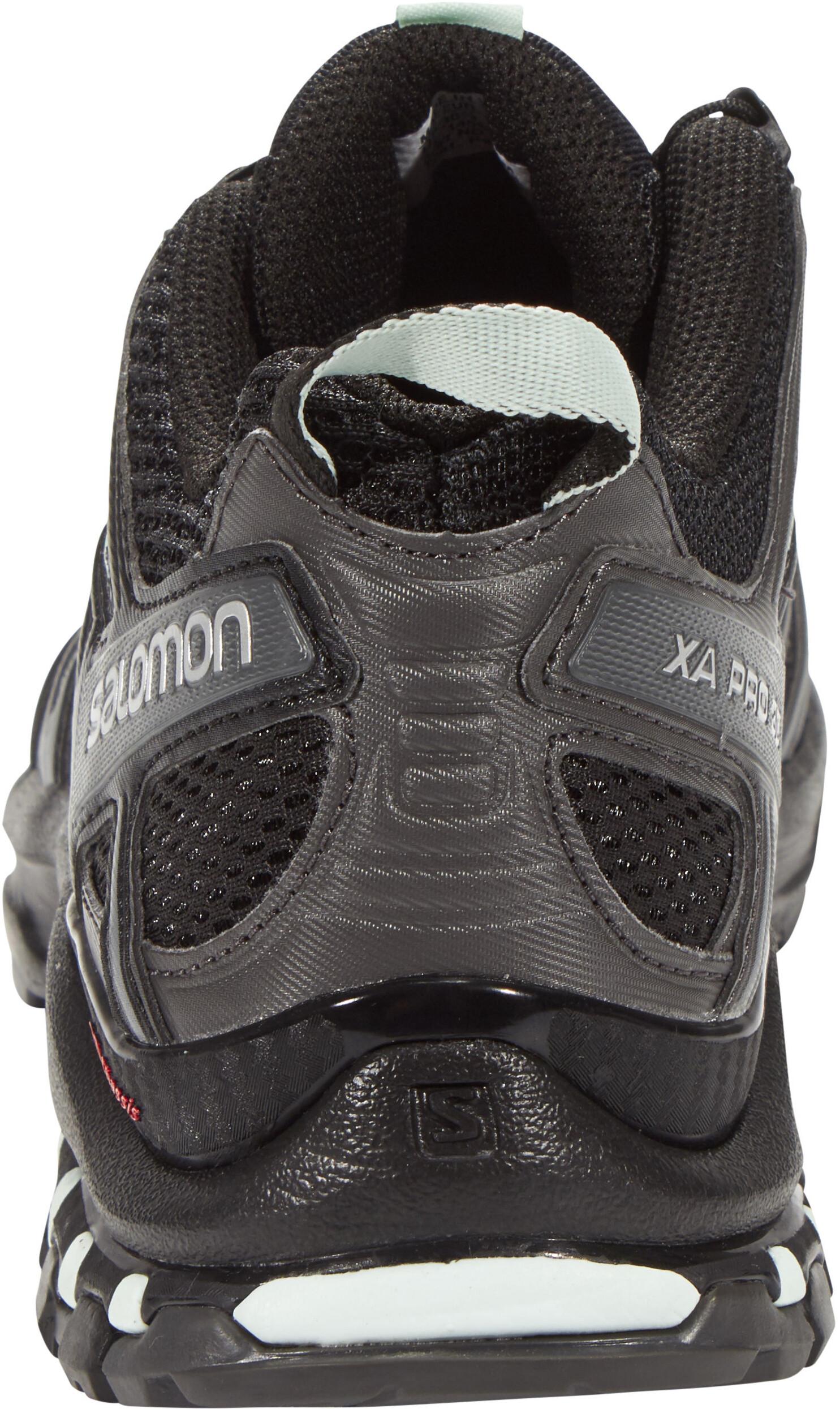 d4a5b8da060f Salomon XA Pro 3D Shoes Women Black Magnet Fair Aqua